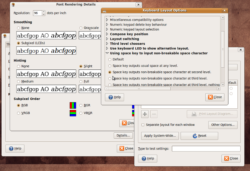 Tweaking Ubuntu's GUI