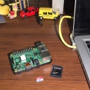 The raspberry pi is perfect to prototype a small appliance with a web server as interface.